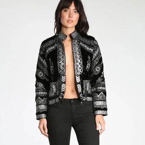 Revolve Raga Lunar Eclipse sequin vintage jacket